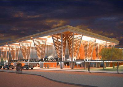 Mali Bamako Airport