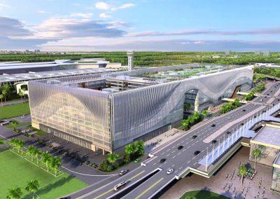 China Haikou Meilan Airport