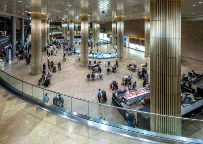 Israël Ben Gurion Airport