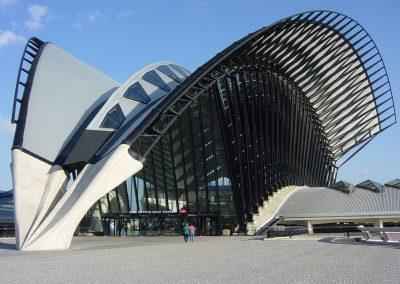 Lyon St-Exupéry