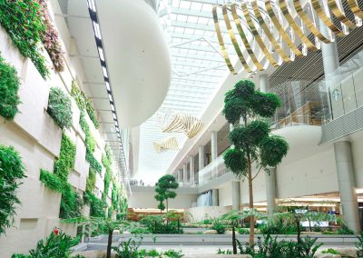 Singapour Changi Airport
