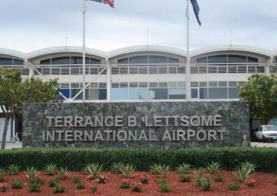 British Virgin Islands Tortola Airport