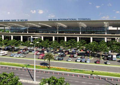 Vietnam NỘI BÀI Airport