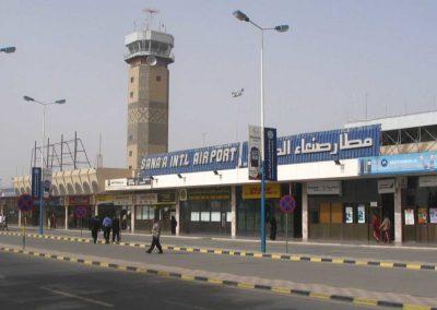 Yemen Taiz Airport